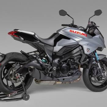 SUZUKI KATANA UPGRADED SHOCK RANGE NOW AVAILABLE