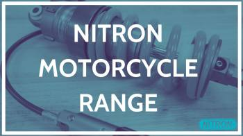 PLEASE JOIN US FOR AN OVERVIEW OF THE COMPLETE RANGE OF NITRON MOTORCYCLE SUSPENSION UPGRADES...